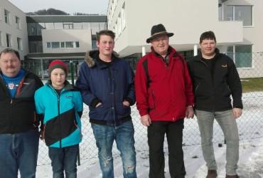 24.01.2016: Vorrunde Stadtpokal