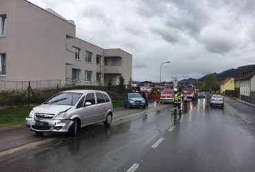 17.04.2017: Verkehrsunfall L118