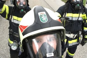 01.07.2017: Übung Gartenhüttenbrand