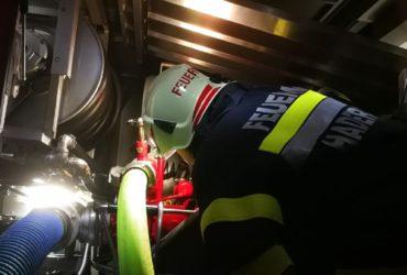 04.11.2017: Übung mit FF-Mürzhofen