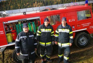 18.11.2017: Pumparbeiten am Herzogberg