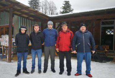 18.02.2018: Bereichs – Eisstockturnier