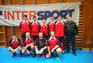10.03.2018: Rotkreuz – Hallenfussballturnier