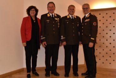 23.03.2018: Bereichs – Kommandantenwahl