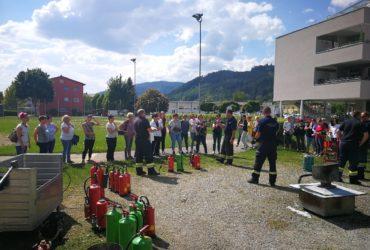 09.05.2018: Erste Löschhilfe – Schulung
