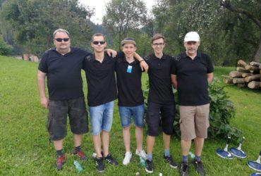 04.08.2018: Gasslschießen in Jasnitz