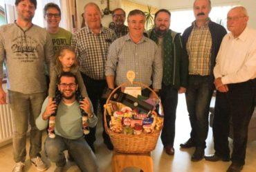 19.10.2018: LM Fraiss Manfred ist 60.