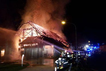 03.11.2018: Einsatz Wirtschaftsgebäudebrand