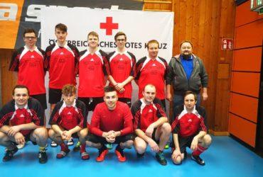 09.03.2019: Rotkreuz – Hallenfussballturnier