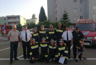 15.06.2019: Bereichs- Feuerwehrbewerb
