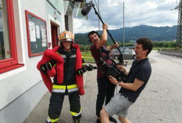 24.06.2019: Dreharbeiten in Hadersdorf