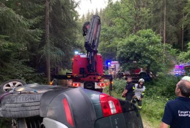 28.06.2019: Einsatz Fahrzeugbergung