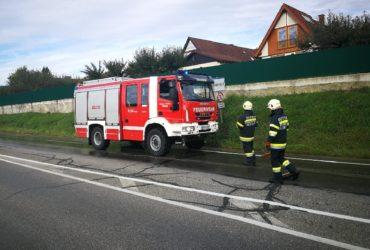 09.10.2019: Einsatz Straßenreinigung