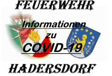 24.03.2020: COVID-19 Informationen