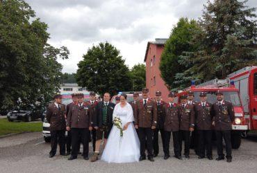20.06.2020: Hochzeit Allmer