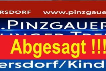 29.07.2020: Absage Pinzgauertreffen