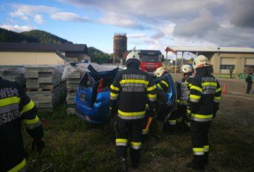 18.07.2020: Übung Verkehrsunfall